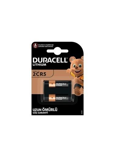 Duracell Duracell Dayanıklı 2'Li Özel Yüksek Güçlü Lityum 6V 245 Fotoğraf Pili Renkli